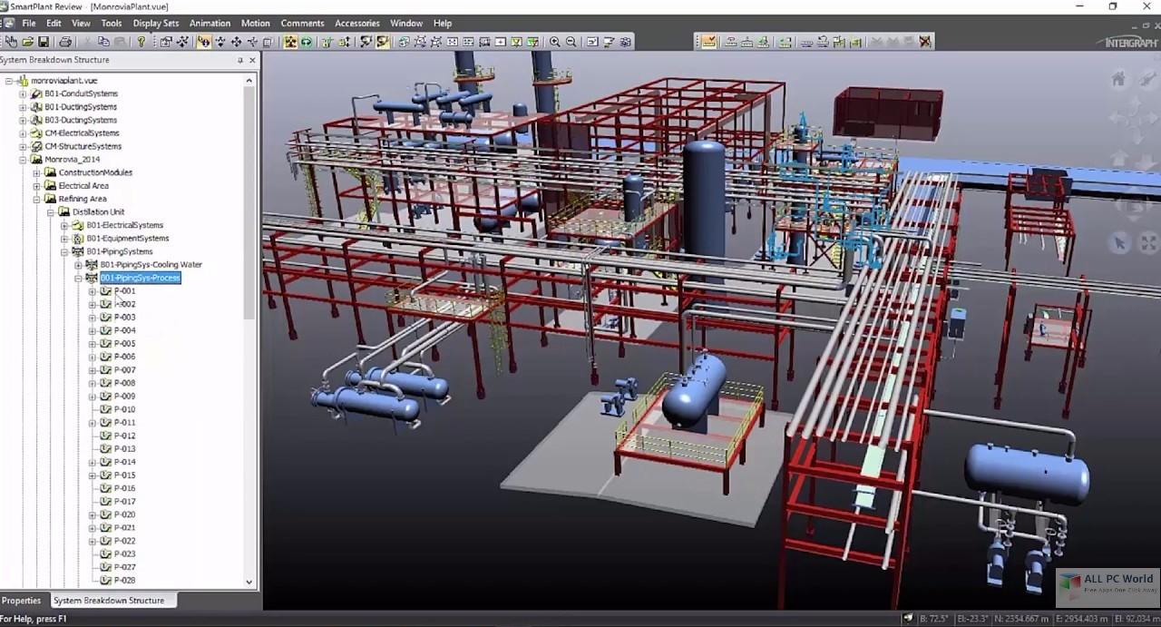 SmartPlant 3D 2011 R1 Review