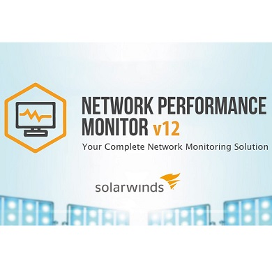 SolarWinds Network Performance Monitor 12.0 Free Download