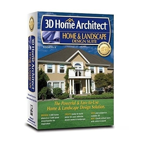 Download 3d home architect design suite deluxe 8 free for Home design 3d gratis italiano