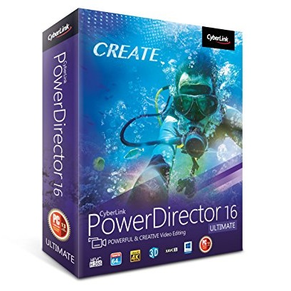 CyberLink PowerDirector Ultimate 16.0 Free Download