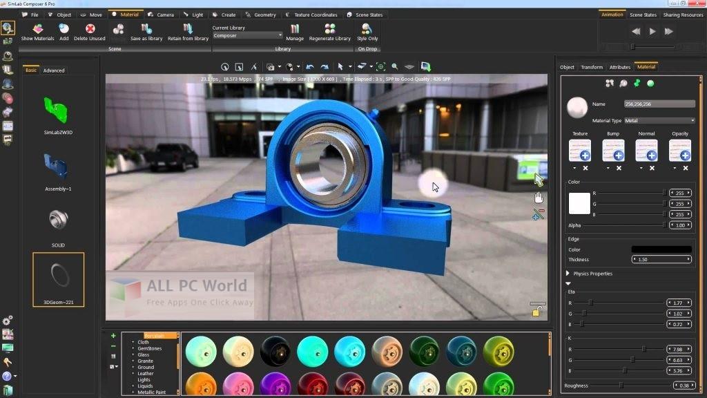 SimLab Composer-8.2 Offline-Setup-Download