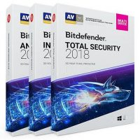 Bitdefender Total Security 2018 with Antivirus and Internet Security Free Download