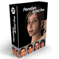 FaceGen Artist Pro 1.1 Free Download
