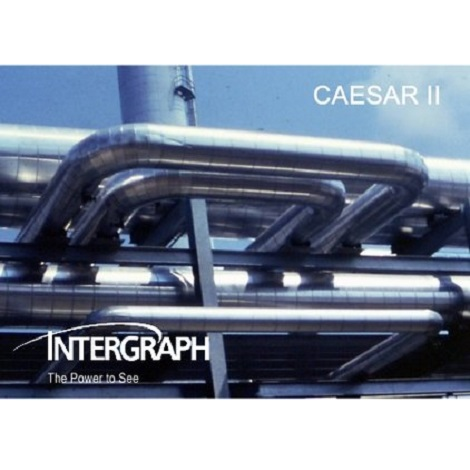 Intergraph CAESAR II 2018 Free Download