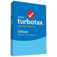 Intuit TurboTax Deluxe 2017 Free Download