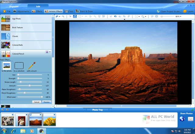 Avanquest Photo Explosion 5.0 Deluxe Review