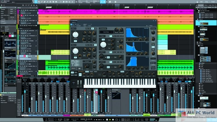 Download fl studio fruity loops 20. 1. 1. 795 for pc free.