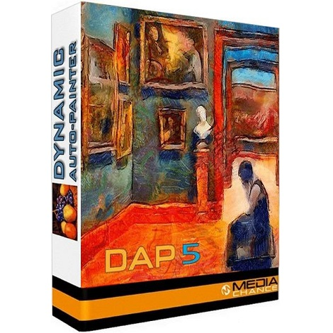 Dynamic Auto Painter PRO 5.1 Free Download