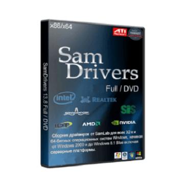 SamDrivers 2018 v18.2 Free Download