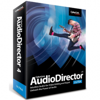 CyberLink AudioDirector 2018 Free Download