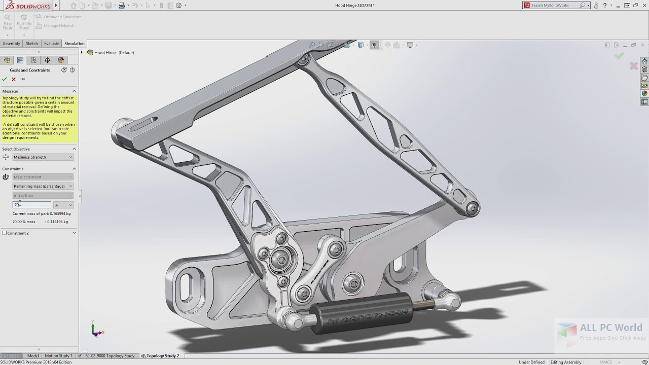 Download DS SOLIDWORKS Premium 2018 Free - ALL PC World