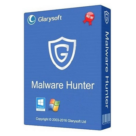 Download GlarySoft Malware Hunter 2017