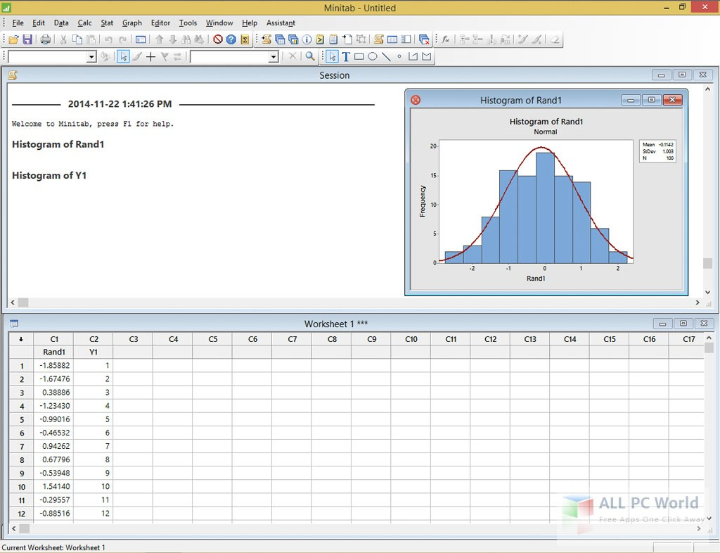 how to download minitab on pc