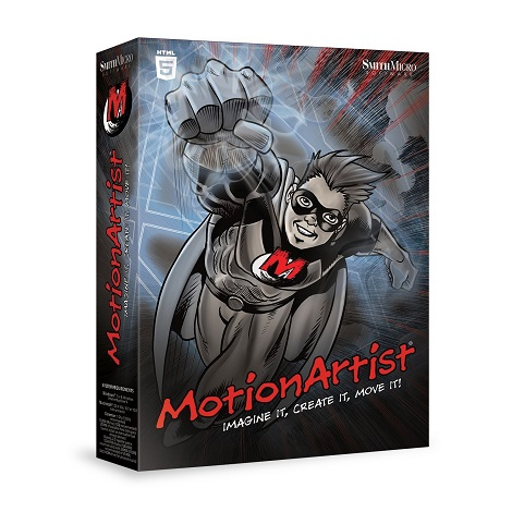 Smith Micro MotionArtist 1.3 Free Download