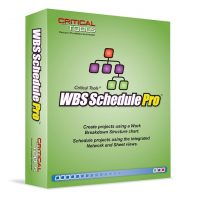Critical Tools WBS Schedule Pro 5.1 Free Download