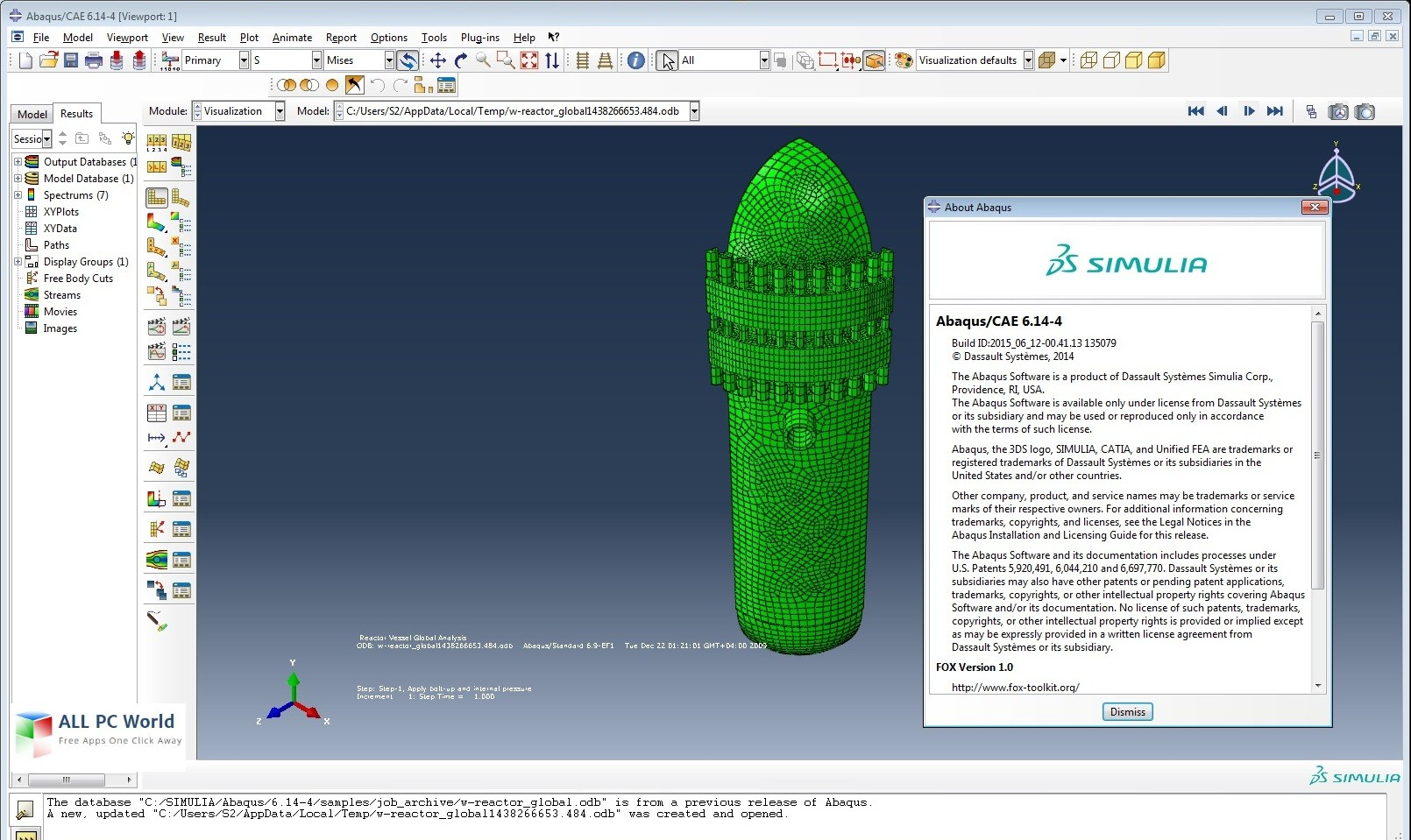 Download DS Simulia Abaqus 6 14 Free - ALL PC World