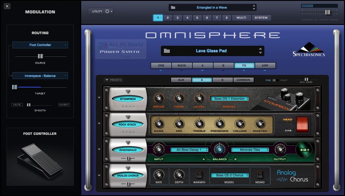 Download Spectrasonics Omnisphere 2.4 Free