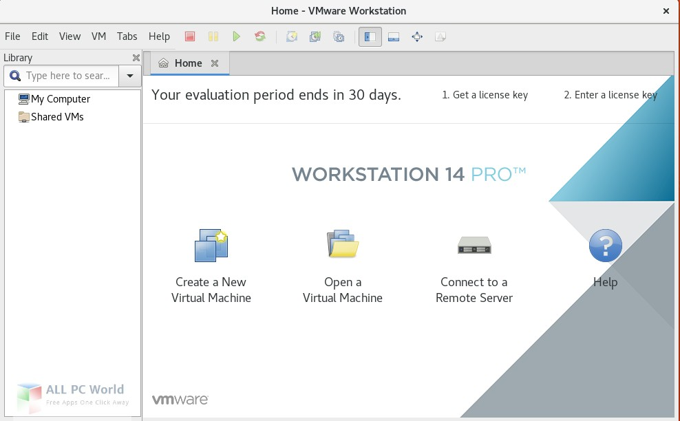 Download VMware Workstation Pro 14 Free