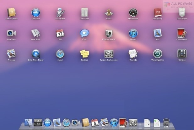 Mac OS X Lion 10.7.2 DMG Free Download