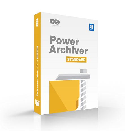 PowerArchiver Standard 2018 Free Download