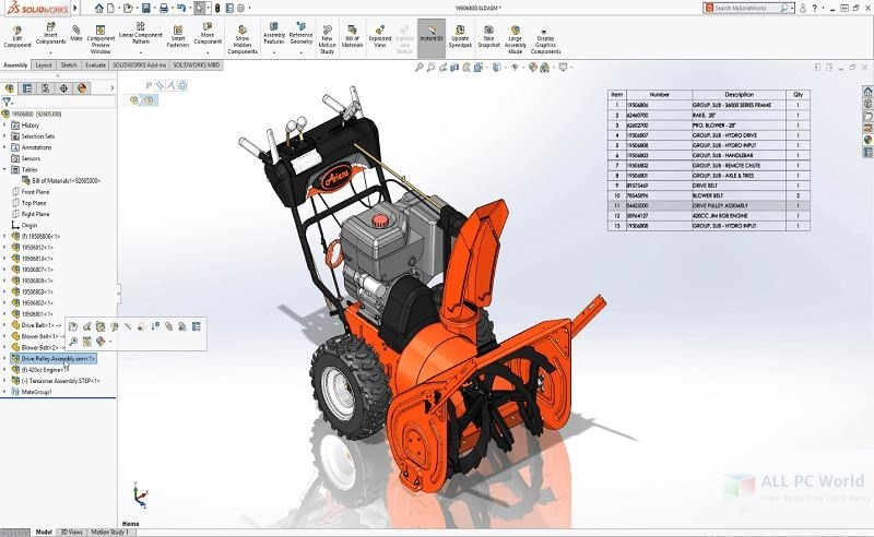 SOLIDWORKS 2018 Premium SP2.0 Free Download