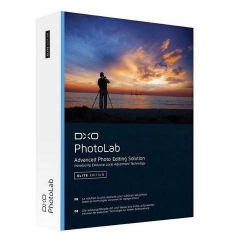 DxO PhotoLab Elite 1.2 Free Download