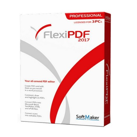 SoftMaker FlexiPDF Pro 2017 Free Download