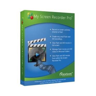 DeskShare My Screen Recorder Pro 5.14 Free Download