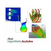 Download Altair HyperWorks AcuSolve 2017