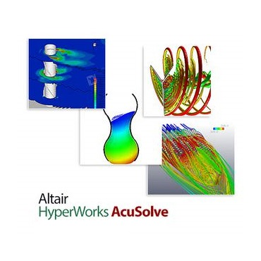 Download Altair HyperWorks AcuSolve 2017