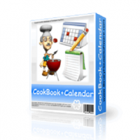 Download Cookbook with Calendar 3.9 Free