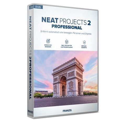 Download Franzis NEAT Projects Professional 2.2 Free