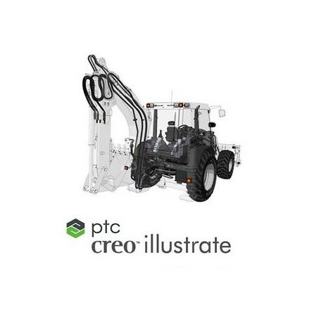 Download PTC Creo Illustrate v4.2 Free
