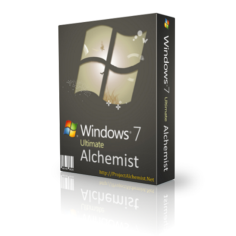 Download Windows 7 Ultimate 64-bit Alchemist Free