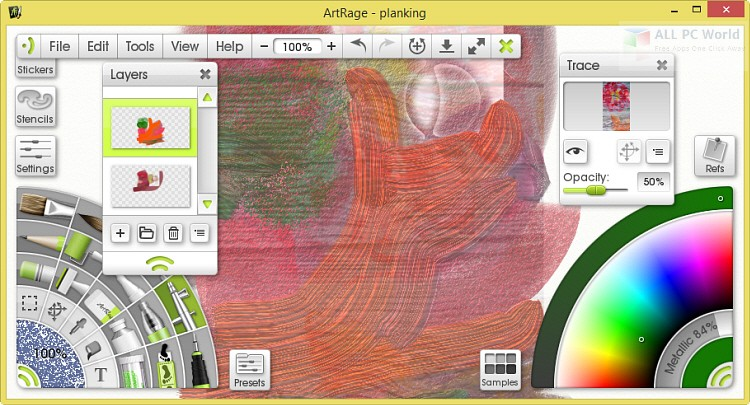 Ambient Design ArtRage 5.0 Free Download