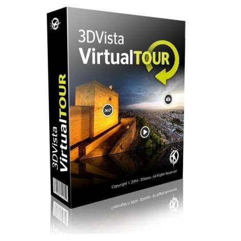 Download 3DVista Virtual Tour Suite 2018 Free