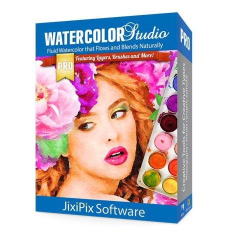 Download JixiPix Watercolor Studio 1.3