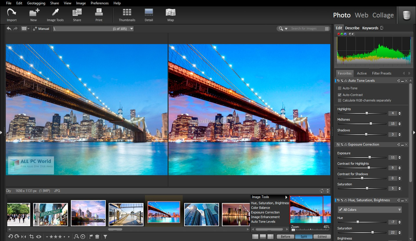 StudioLine Photo Pro 4.2 Free Download