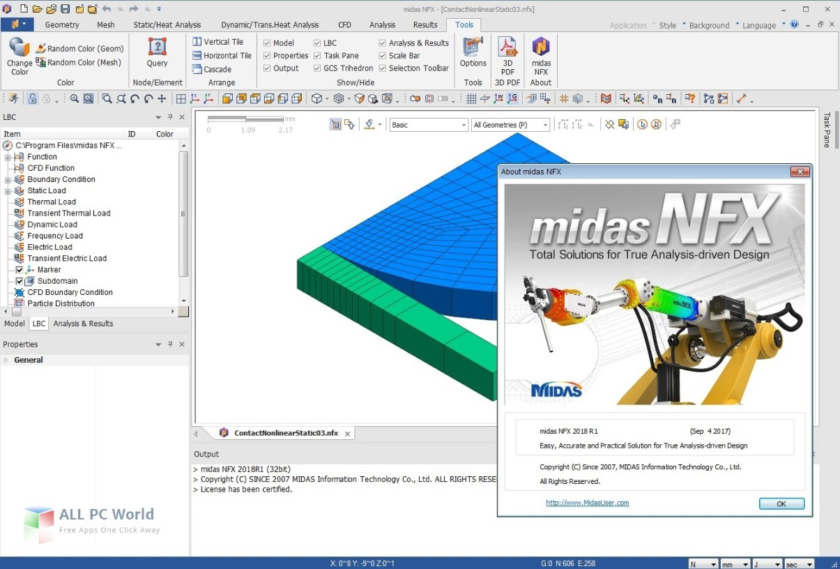midas NFX 2018 R1 Free Download