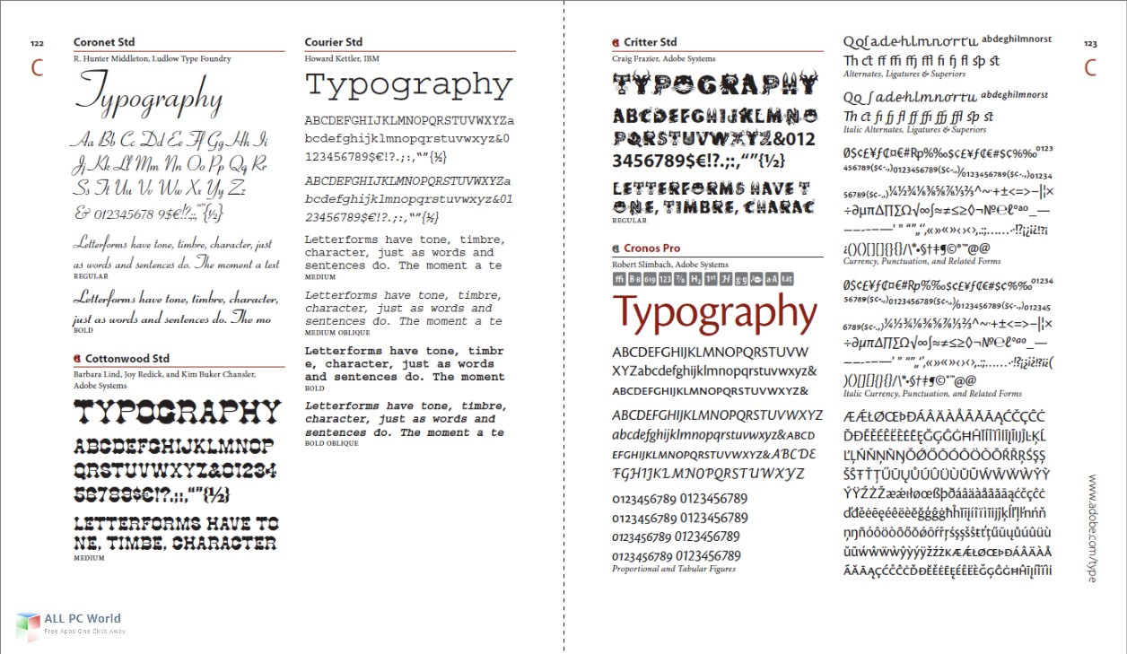 Where to buy Adobe Font Folio 11