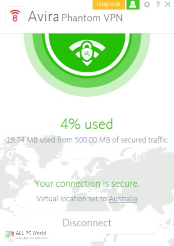 Avira Phantom VPN 2.15 Free Download