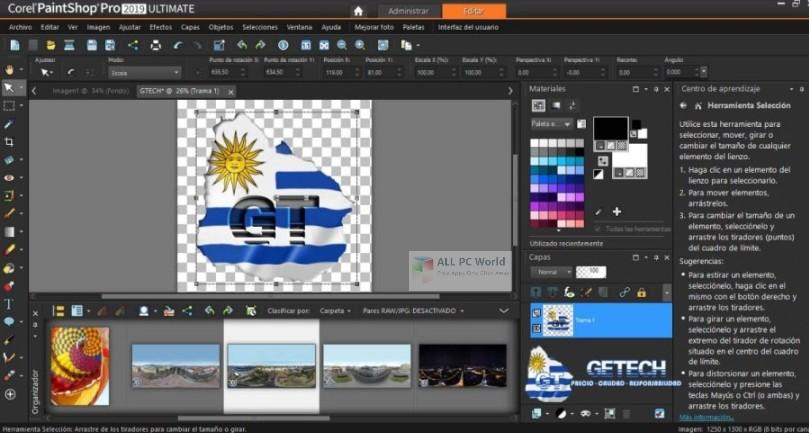 Corel PaintShop Pro 2019 v21.0