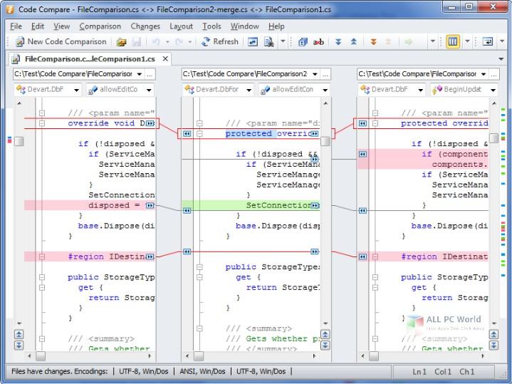 Devart Code Compare Professional 4.2 Free Download