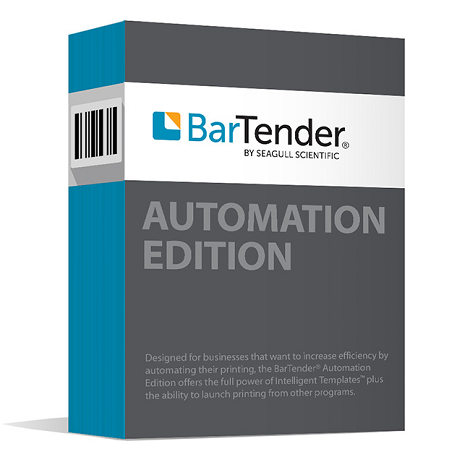 Download BarTender Enterprise Automation 2016 11 0 Free