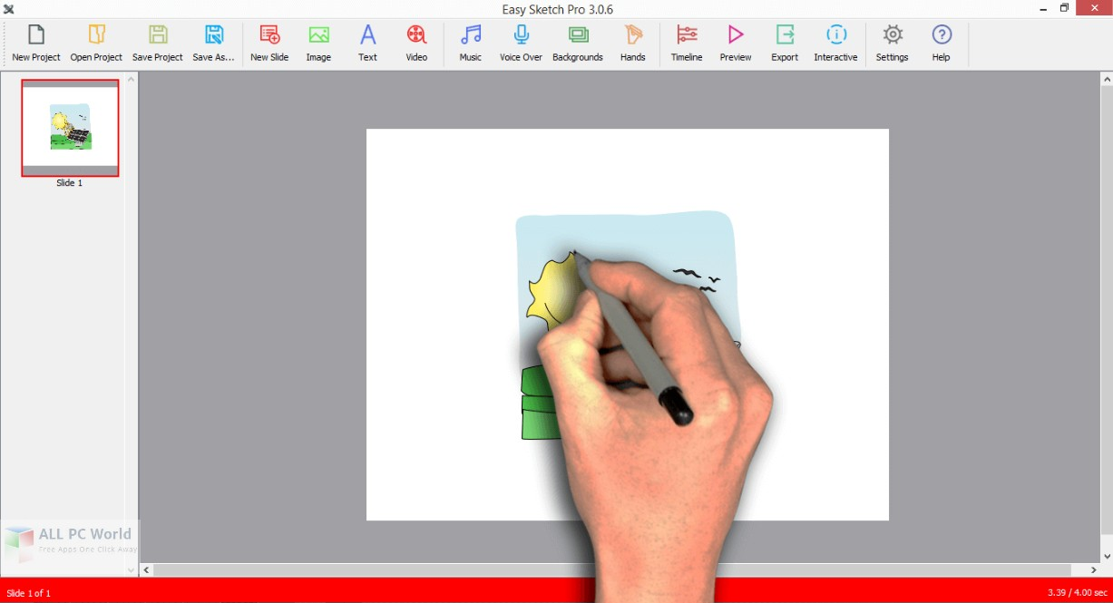 Download Easy Sketch Pro Free allpcworld.com