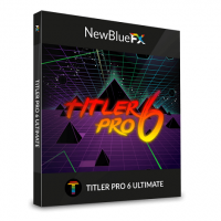 Download NewBlueFX Titler Pro 6.0 Ultimate CE Free