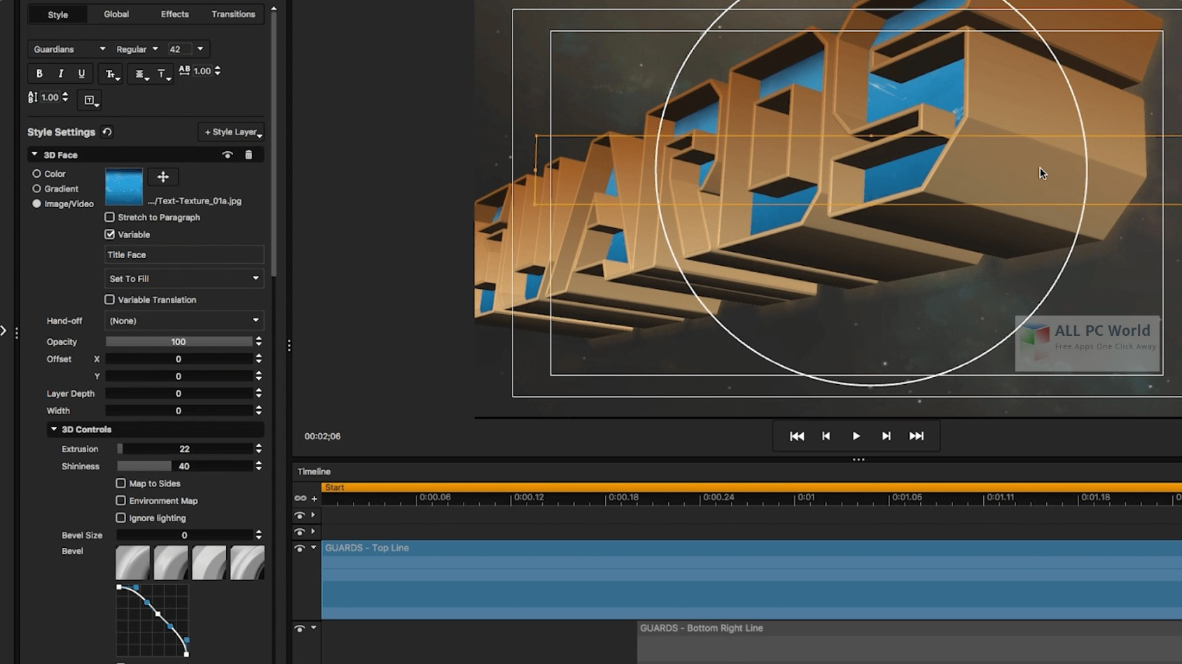 Newbluefx titler pro 6 youtube.