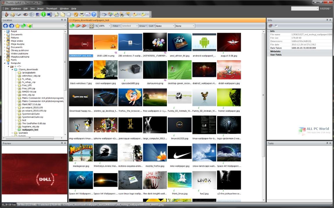 Thumbsplus 7. 0 download (free trial) thumbs. Exe.