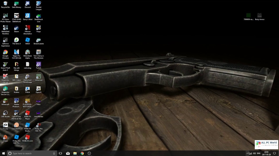 Wallpaper Engine 1.0.7