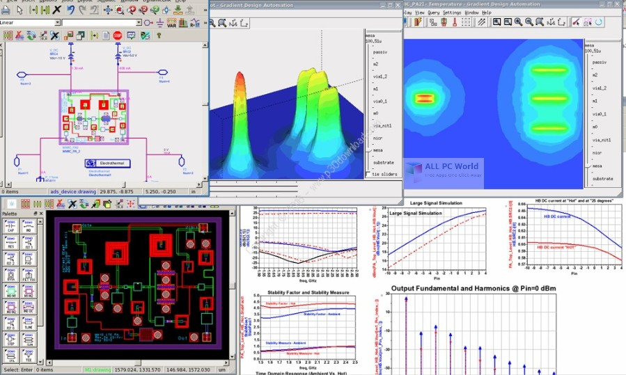Agilent Advanced Design System (ADS) 2017 Free Download